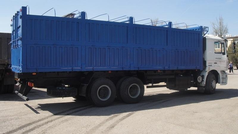 Зерновоз  SHACMAN   SX3258DR384  F3000 (6×4)