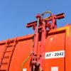 Мусоровозы с боковой загрузкой АТ-2042 на шасси МАЗ-5340С2