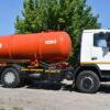Вакуумная машина АТ ВО-0103 на шасси МАЗ-5340C2