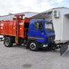 Мусоровоз с боковой загрузкой АТ-2122 на шасси МАЗ-4371N2