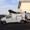 KLUBB K21B на базе фургона Citroen Jumpy