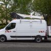 KLUBB K32 на базе фургона Opel Movano