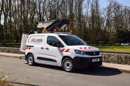 KLUBB K20 на базе фургона Peugeot Partner