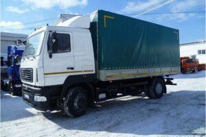 МАЗ-5340С5-8570-000 тент