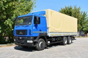 МАЗ-6312С9-570-010 тент