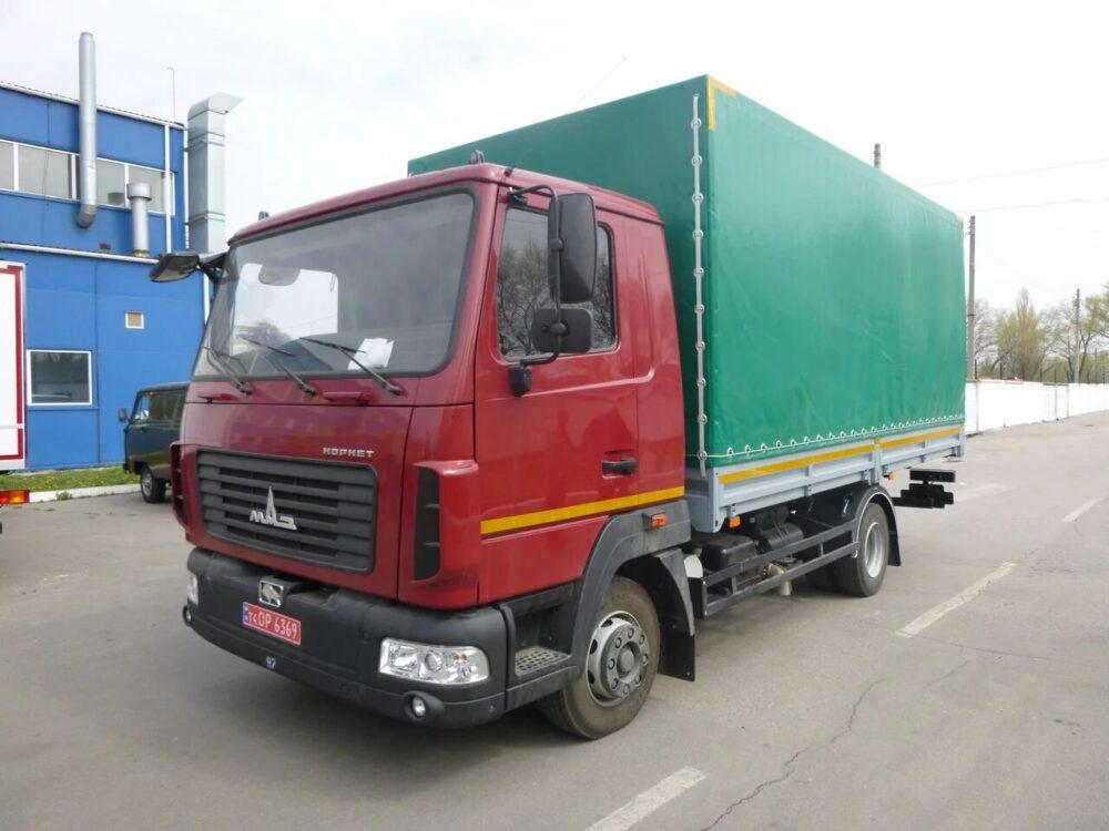 МАЗ-4371N2-532-000