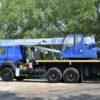 Автокран КС-5571BY-F-22