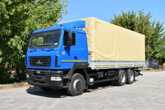 Бортовий МАЗ-6312С9-570-010