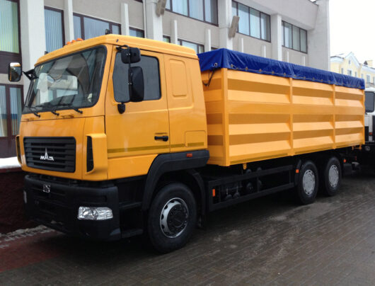 Зерновоз МАЗ-6501С9-520-031