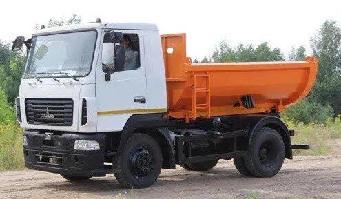 МАЗ-4581N2-520-020