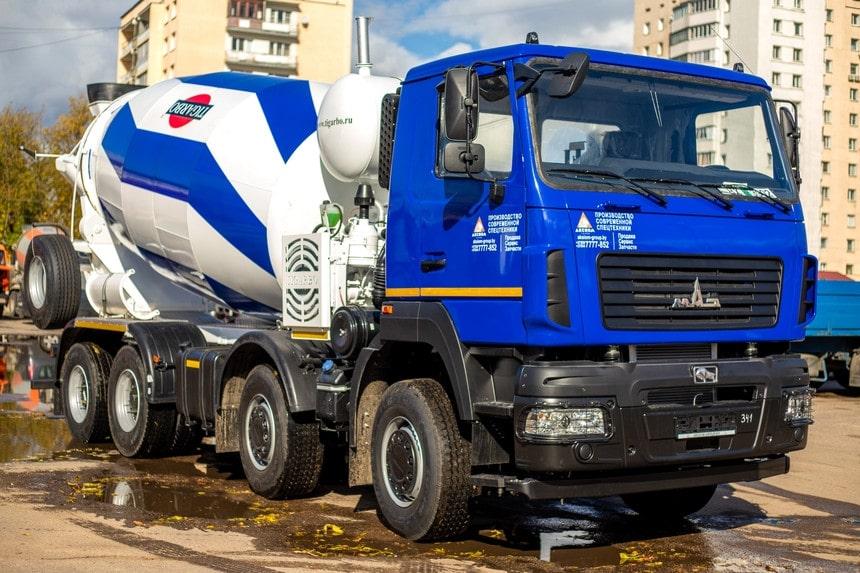 Партнер компании «АЛЬФАТЕКС» выпустил рекордный по размерам бетоносмеситель