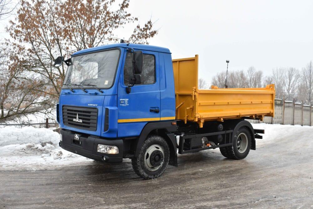 МАЗ-4571N2-525-000 (-527-000)