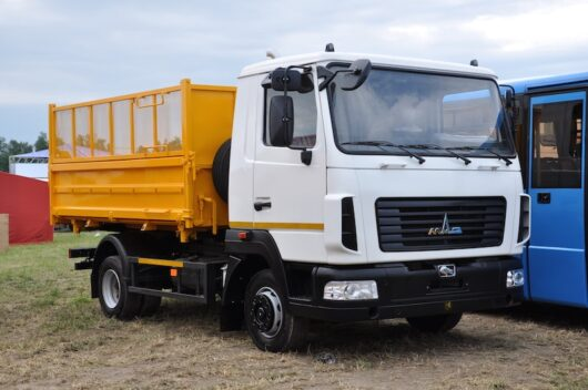 МАЗ-4571N2-535-000 (-537-000)