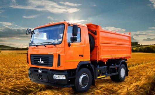 МАЗ-5550N5-4520-021 (-4580-021)
