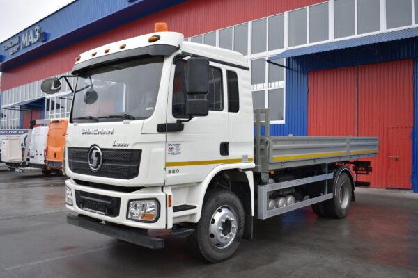 Бортовой автомобиль SHACMAN L3000 (SX5188GSS8J451)