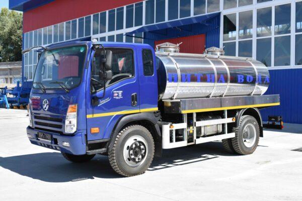АТ-0402-АЦВ на базе шасси DАYUN CGC1120