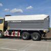 SHACMAN X3000 6x4 U-образный кузов